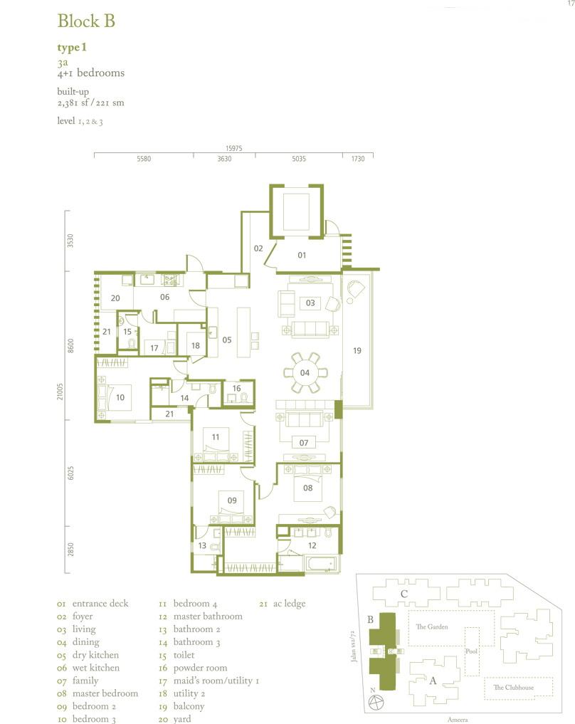 Condominium For Sale 5 Stones Ss2 Kl Prime Properties